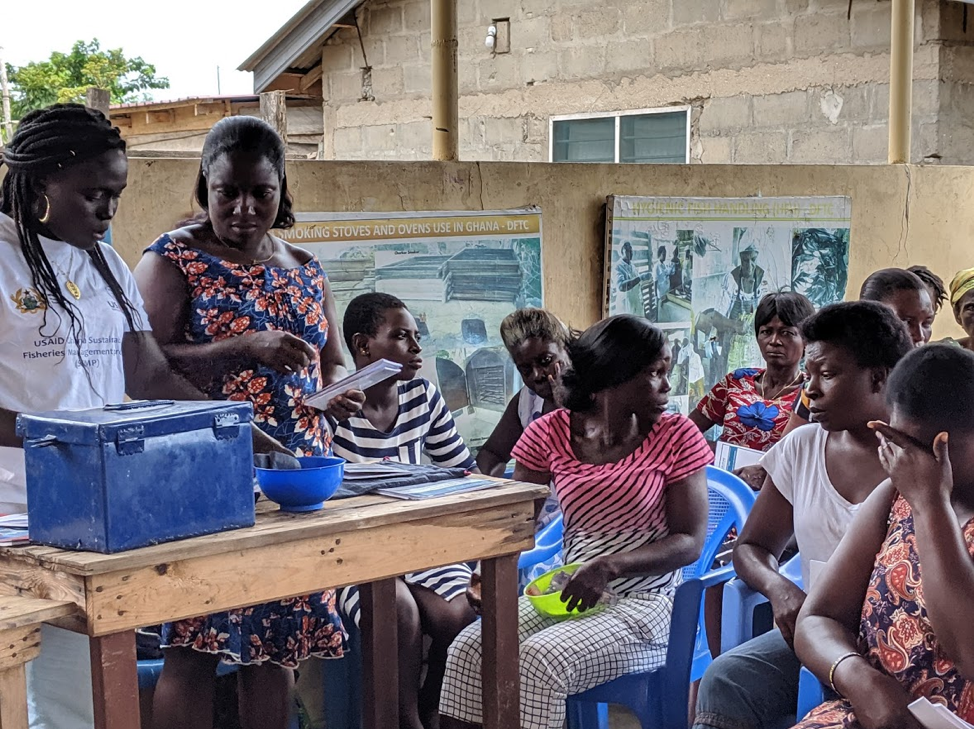 Sustainable Fisheries Management Program, Ghana