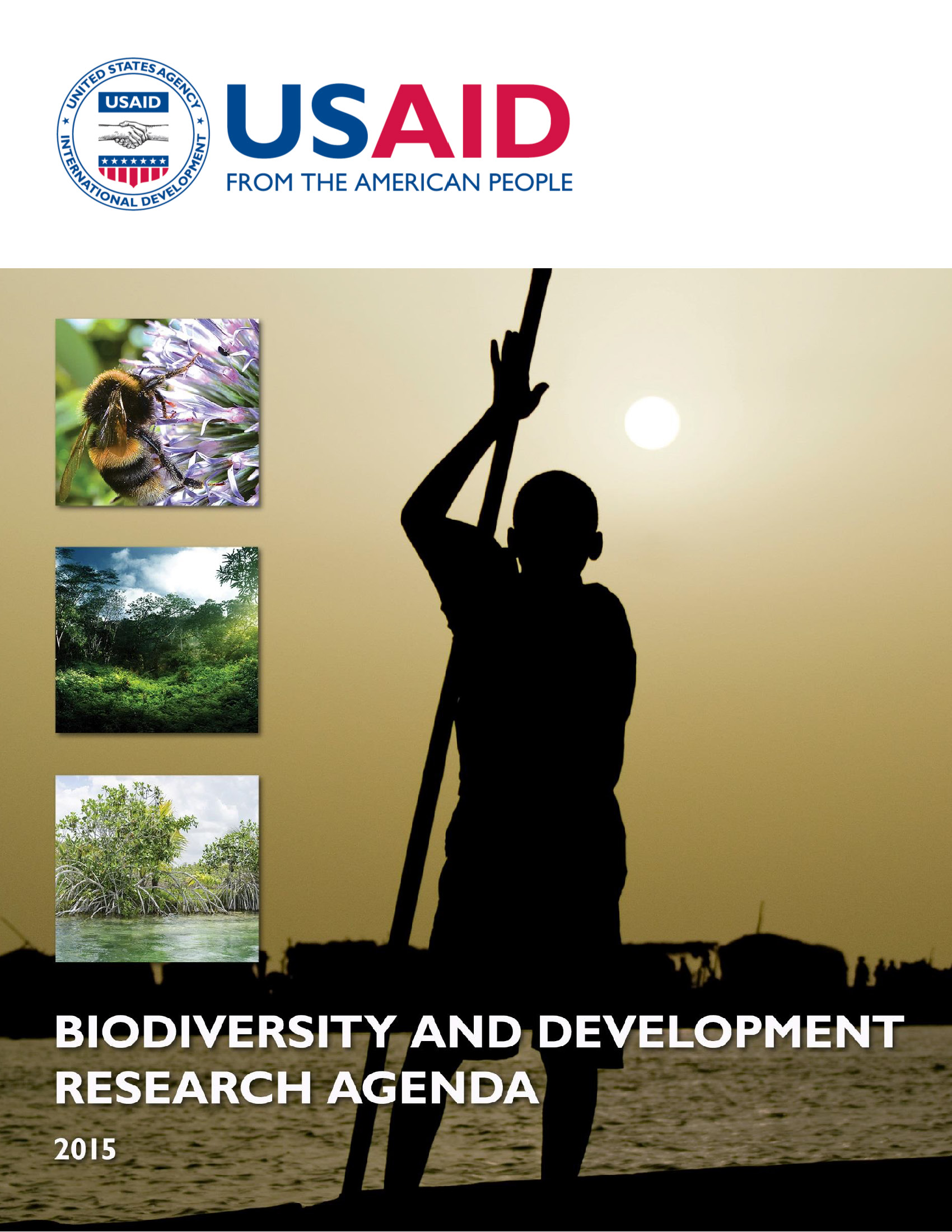 USAID Biodiversity and Development Research Agenda cover image